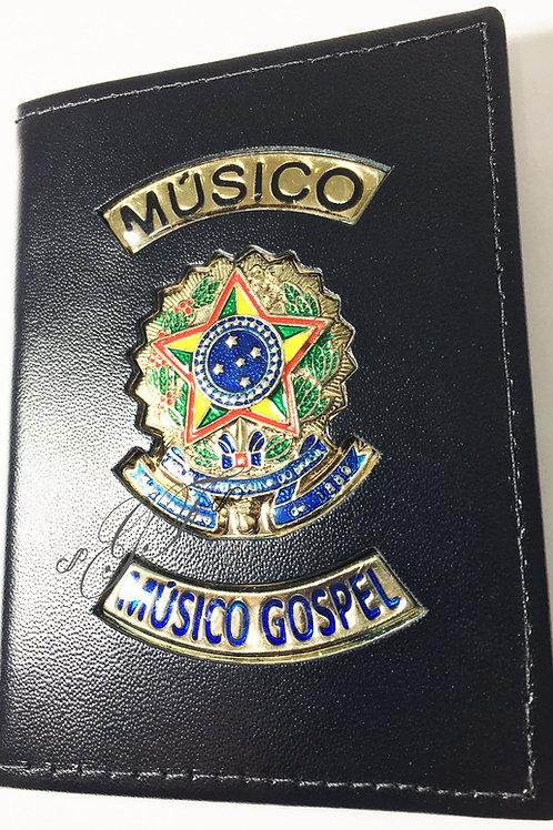 Porta funcional MÚSICO GOSPEL