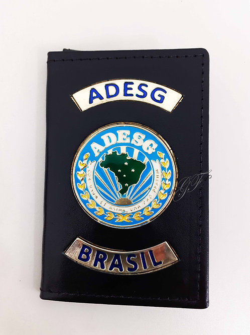 Capa ADESG Brasão Republica interno COURO