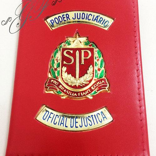 Porta funcional OFICIAL DE JUSTIÇA SP