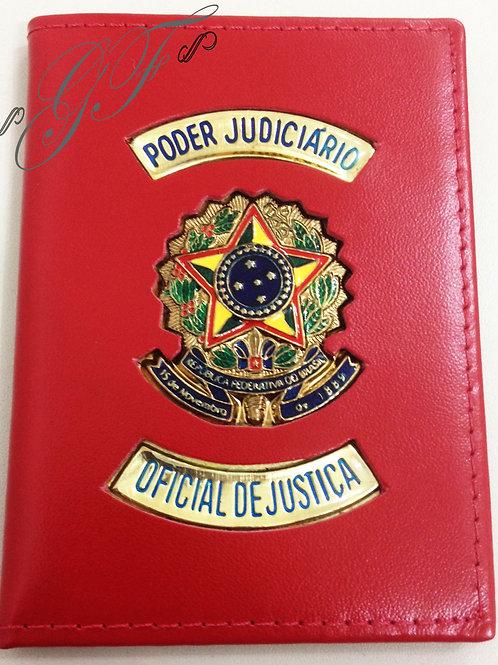 Porta funcional OFICIAL DE JUSTIÇA