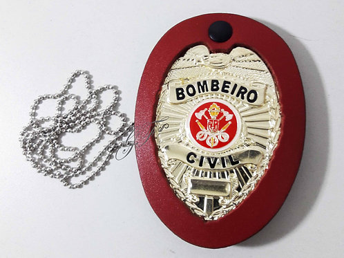 Distintivo BOMBEIRO CIVIL