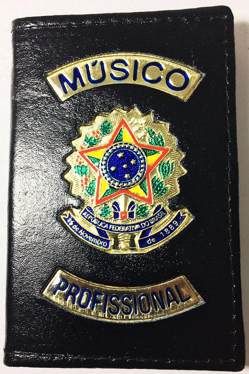 Porta funcional MÚSICO PROFISSIONAL
