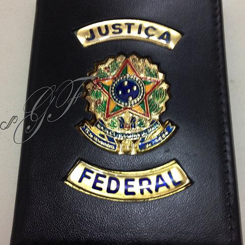 Porta funcional JUSTIÇA REPUBLICA FEDERAL