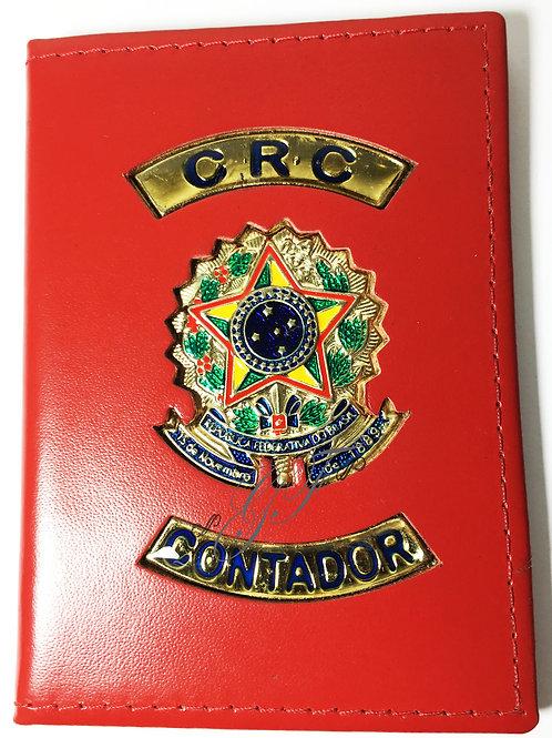 Capa CRC CONTADOR COURO