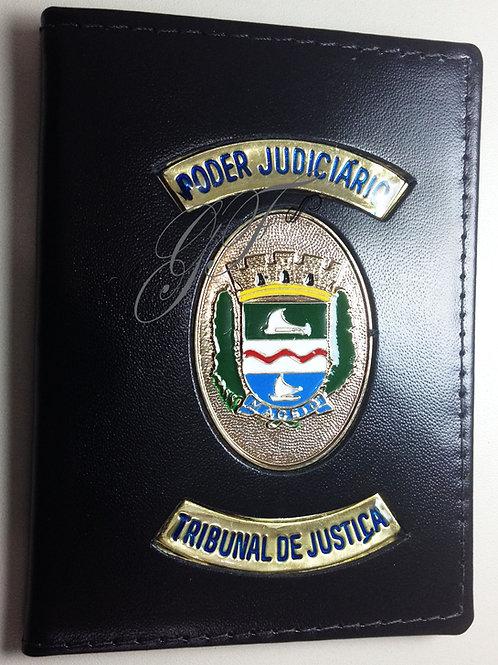 Porta Funcional MC Brasão de Maceió e Faixas personalizadas