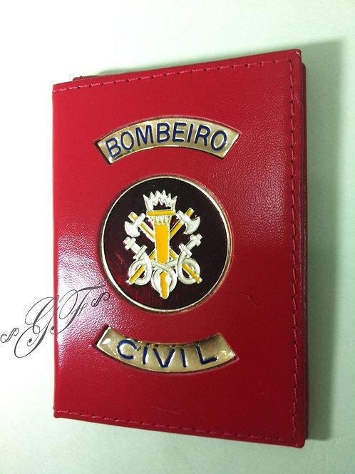 Porta funcional BOMBEIRO CIVIL