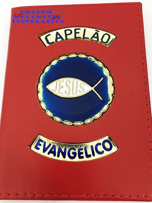 Capa CAPELÃO COURO