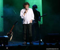 Piero en concierto