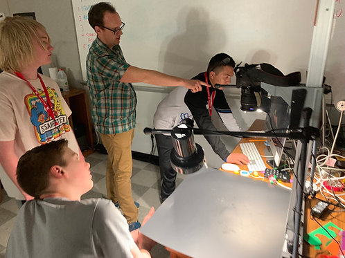Animation 3.0 - Filmmaker's Studio (North Platte)