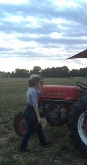 2016 - Tractor Lessons