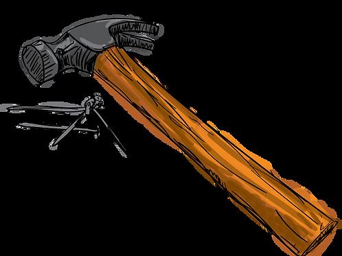 Hammer and Nails Sponsorship