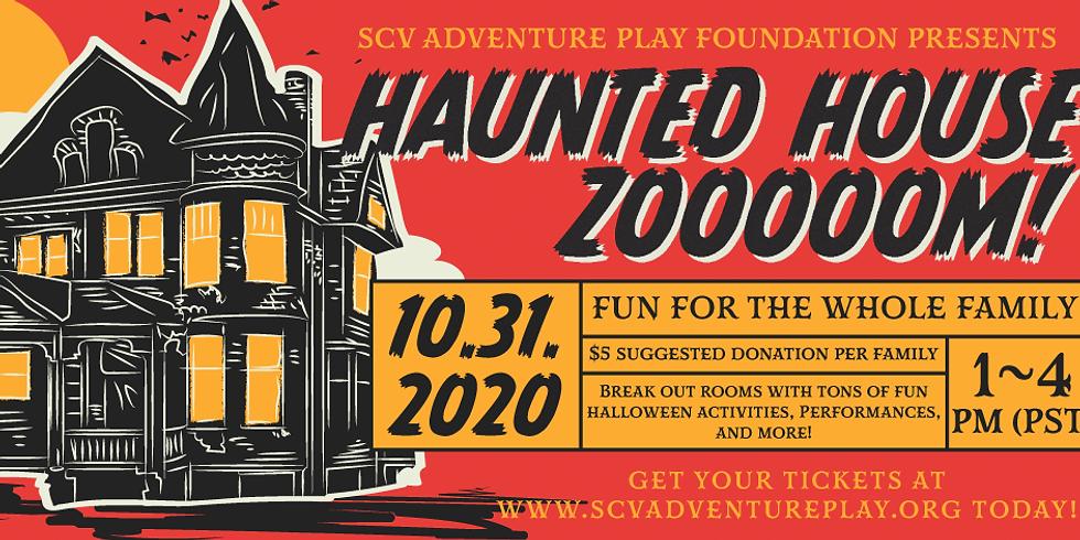 SCV Adventure Play Haunted House Zoooooom!