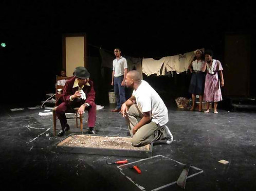 Acting: Developing Scenes for Adults