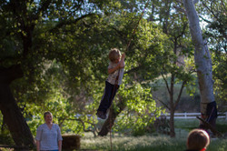 Our Epic Rope Swing