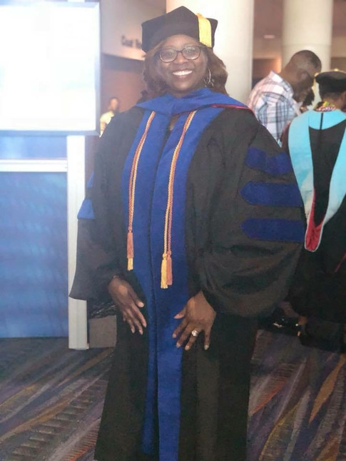 Doctor of Philosophy in Special Education Leadership | Capella University| IG: MamaMita76