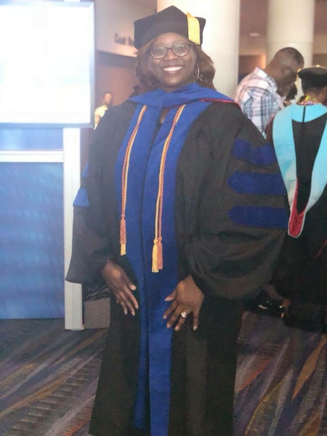 Doctor of Philosophy in Special Education Leadership | Capella University| IG: MamaMita76