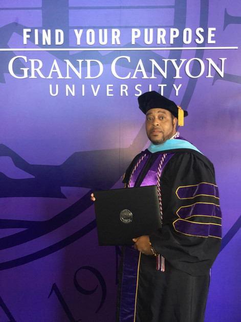 Doctor of Education | Grand Canyon University |