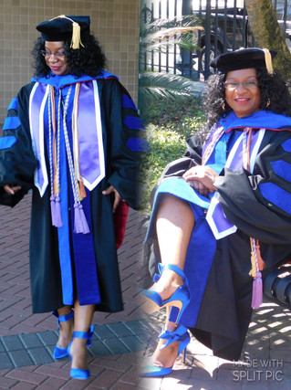 Doctor of Philosophy in Education  Specializing, Nursing | Capella University | IG: Drlisa1000
