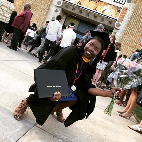 M.S. Curriculum Studies | Oklahoma State University | IG & Twitter: @AsiaHasSpoken