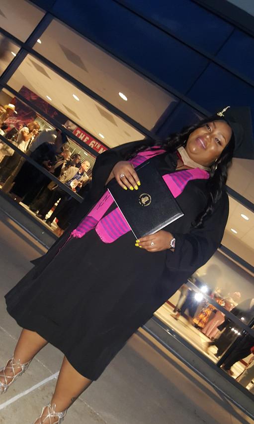 MBA | Northern Illinois University | IG: Ambitiousmiss