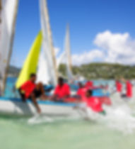 Grenada Sailing Festival Workboat Regatt