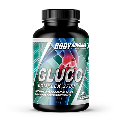GLUCO COMPLEX 2700 - 60 comp.