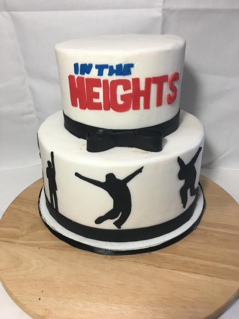 In The Heights Play Cake
