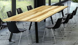 ENWORK - sawhorse - conference table.JPG