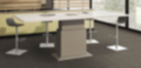 ENWORK - Lugano - Height Adjustable Conf