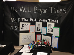 SSN Newspaper Project - Display 2