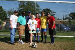 ASM Board Members at SCORES Cup