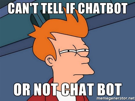 ChatBots vs Reality: how to build an efficient chatbot, with wise usage of NLP