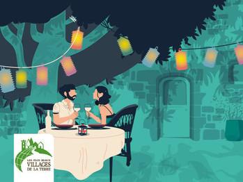 La Nuit romantique à Gerberoy