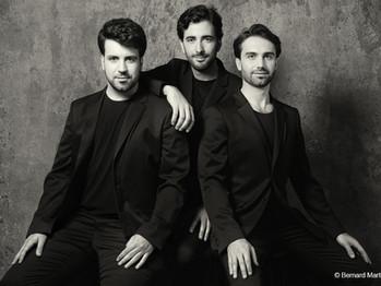 Le Trio Zadig aux Moments musicaux de Gerberoy