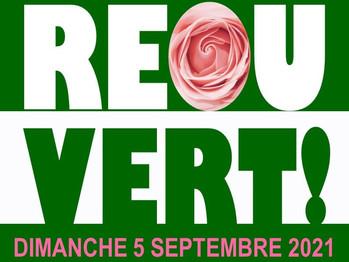Rendez-vous le 5 septembre pour la Fête des Roses !