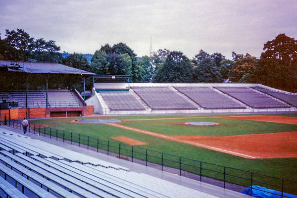 Doubleday Field. Cooperstown, NY