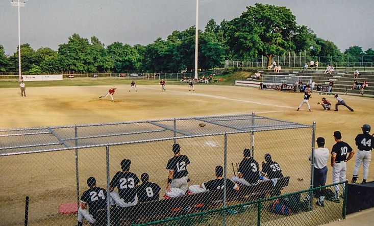 Fleming Field, Yonkers, NY