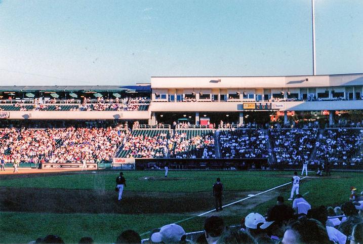 Raley Field, Sacramento, CA