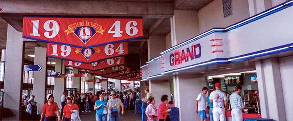 Busch Memorial Stadium, St. Louis, MO