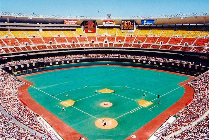 Veterans Stadium, Philadelphia, PA