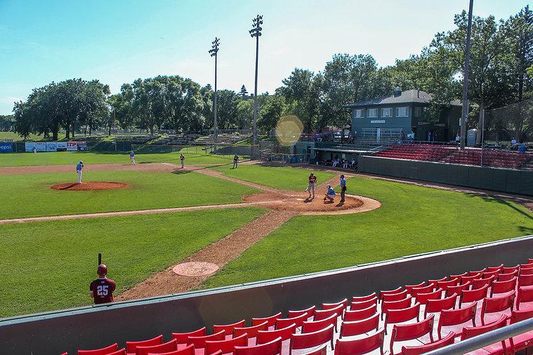 Jack Williams Stadium, Fargo, ND