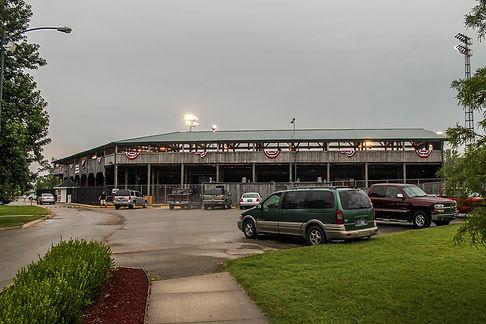 League Stadium, Huntingburg, IN