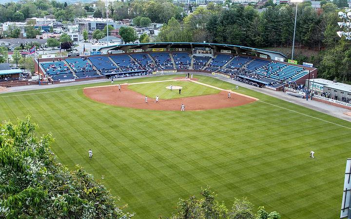 McCormick Field, Asheville, NC
