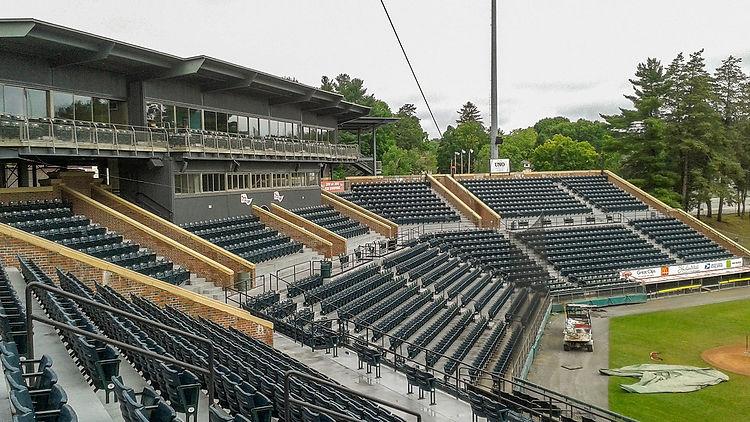 Holman Stadium, Nashua, NH