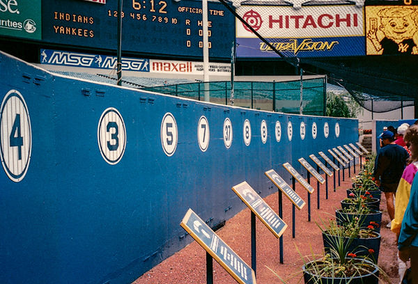 Yankee Stadium, Bronx NY