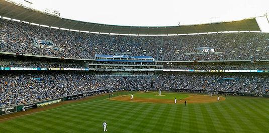 Kauffman Stadium, Kansas City, MO