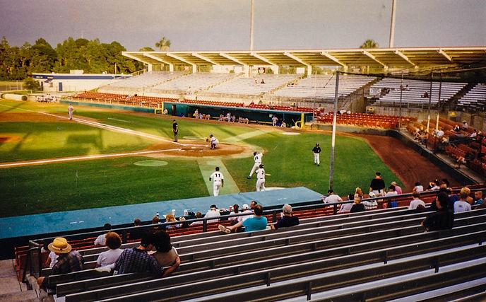 Osceola County Stadium, Kissimmee, FL