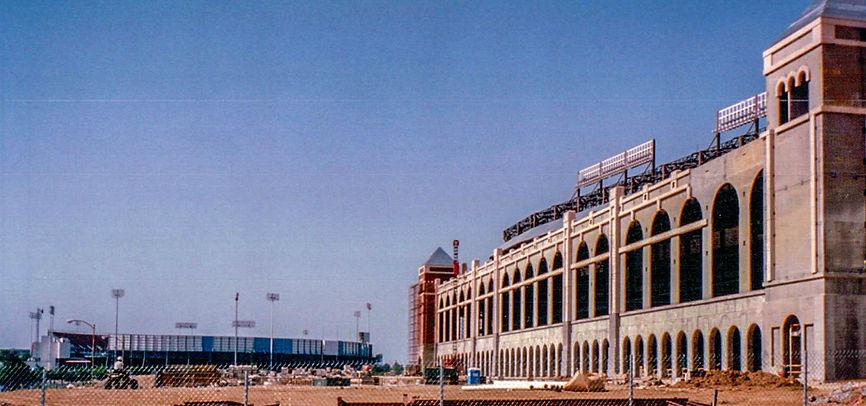 GlobeLife Park and Arlington Stadium, Arlington, TX