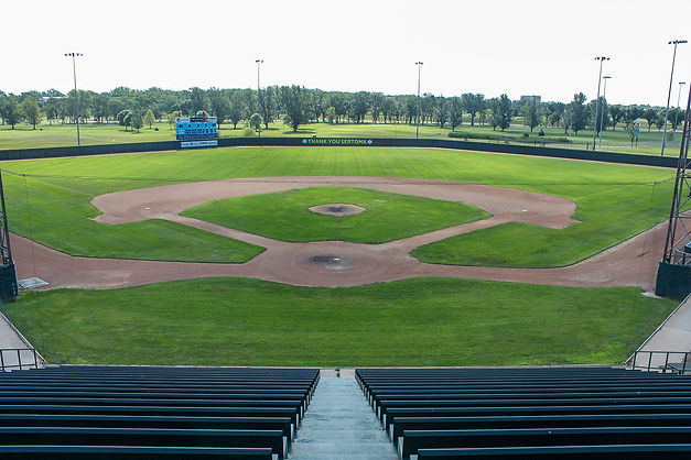 Memorial Field Stadium, Huron, SD