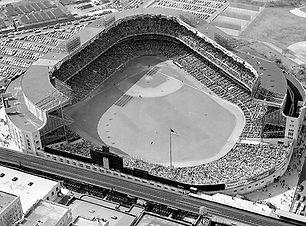 Old Yankee Stadium BW.jpg